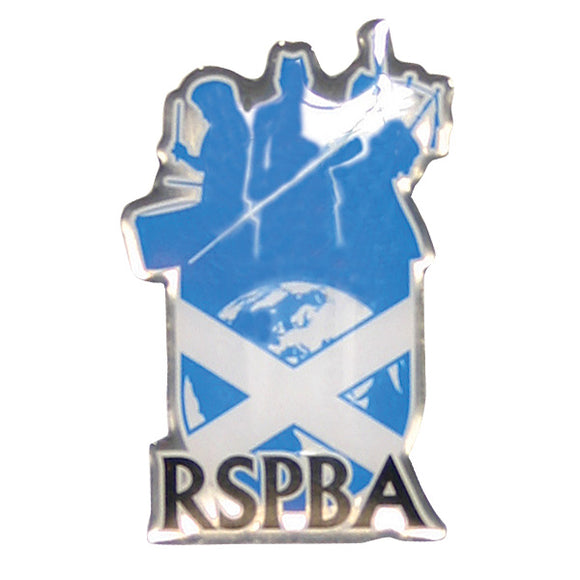RSPBA Pin Badge