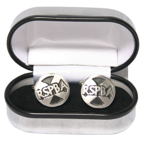 Dark Pewter Cufflinks