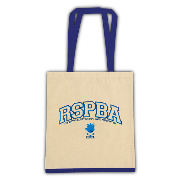 RSPBA Cotton Shopper Bag