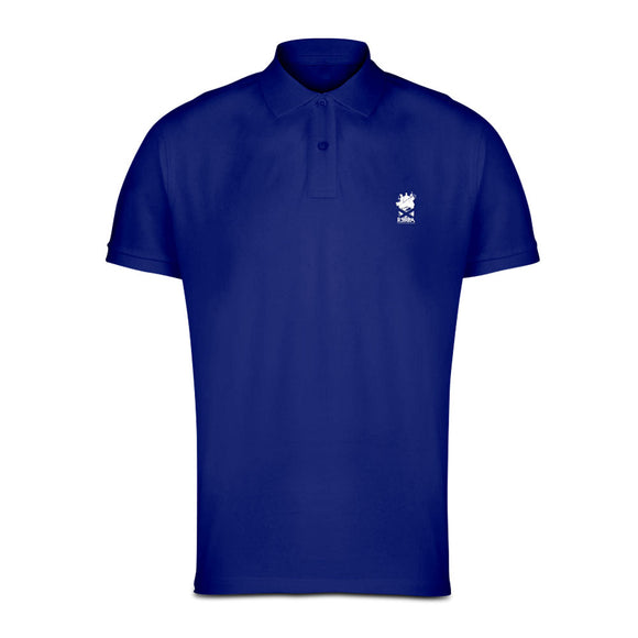 RSPBA Royal Tipped Polo Shirt