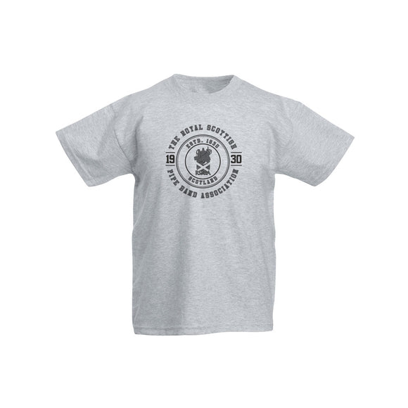 2019 Grey Kids T-Shirt