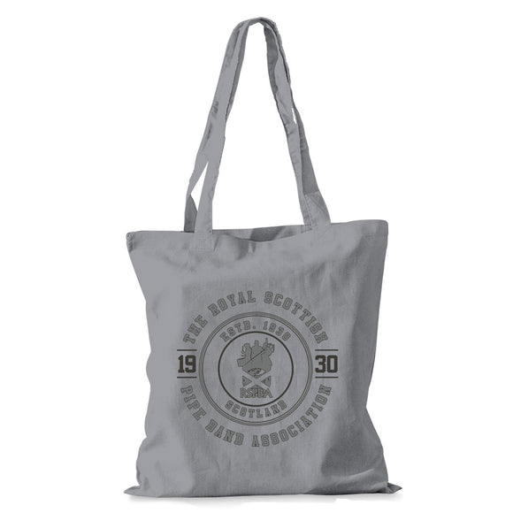 2019 Grey Tote Bag