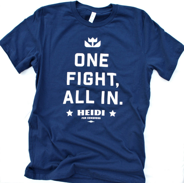 One Fight All In T-Shirt