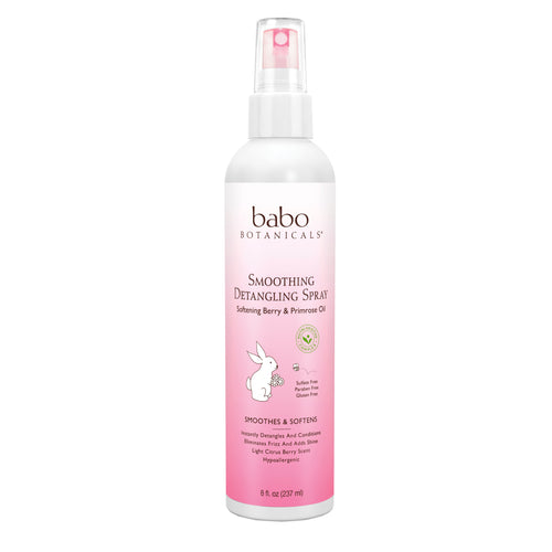 Babo Botanicals - Smoothing Detangling Spray