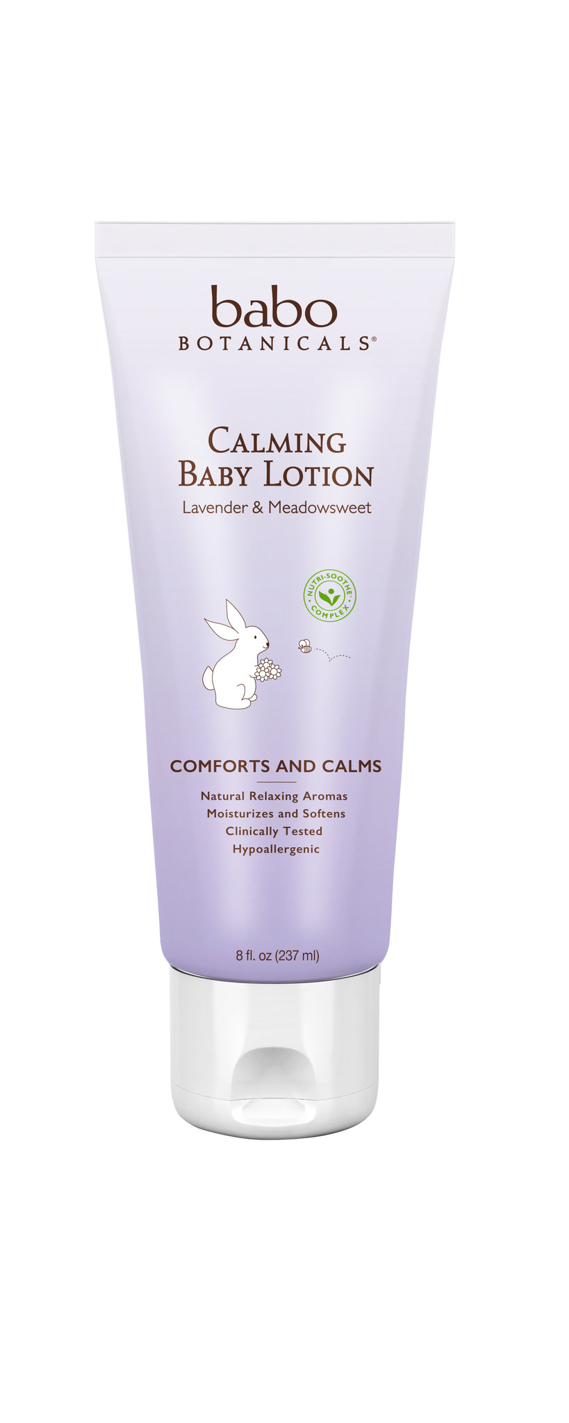 Babo Botanicals - Calming Baby Lotion