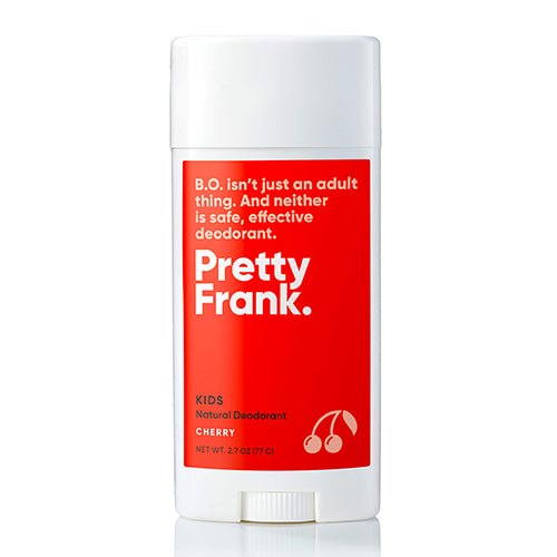 Pretty Frank. - Kids Zinc Stick Deodorant (Cherry)