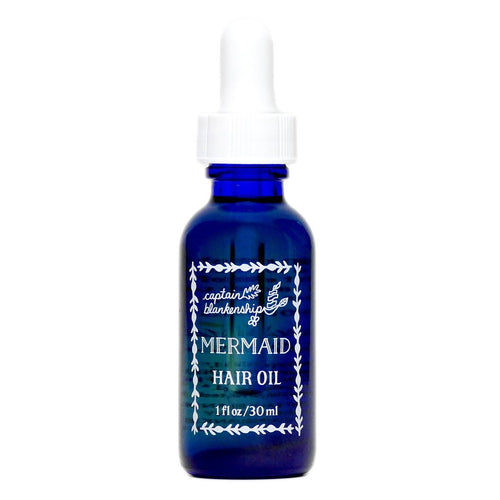 Captain Blankenship - Mermaid Hair Oil (1 oz)