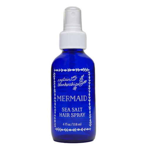Captain Blankenship - Mermaid Sea Salt Hair Spray (4 oz)