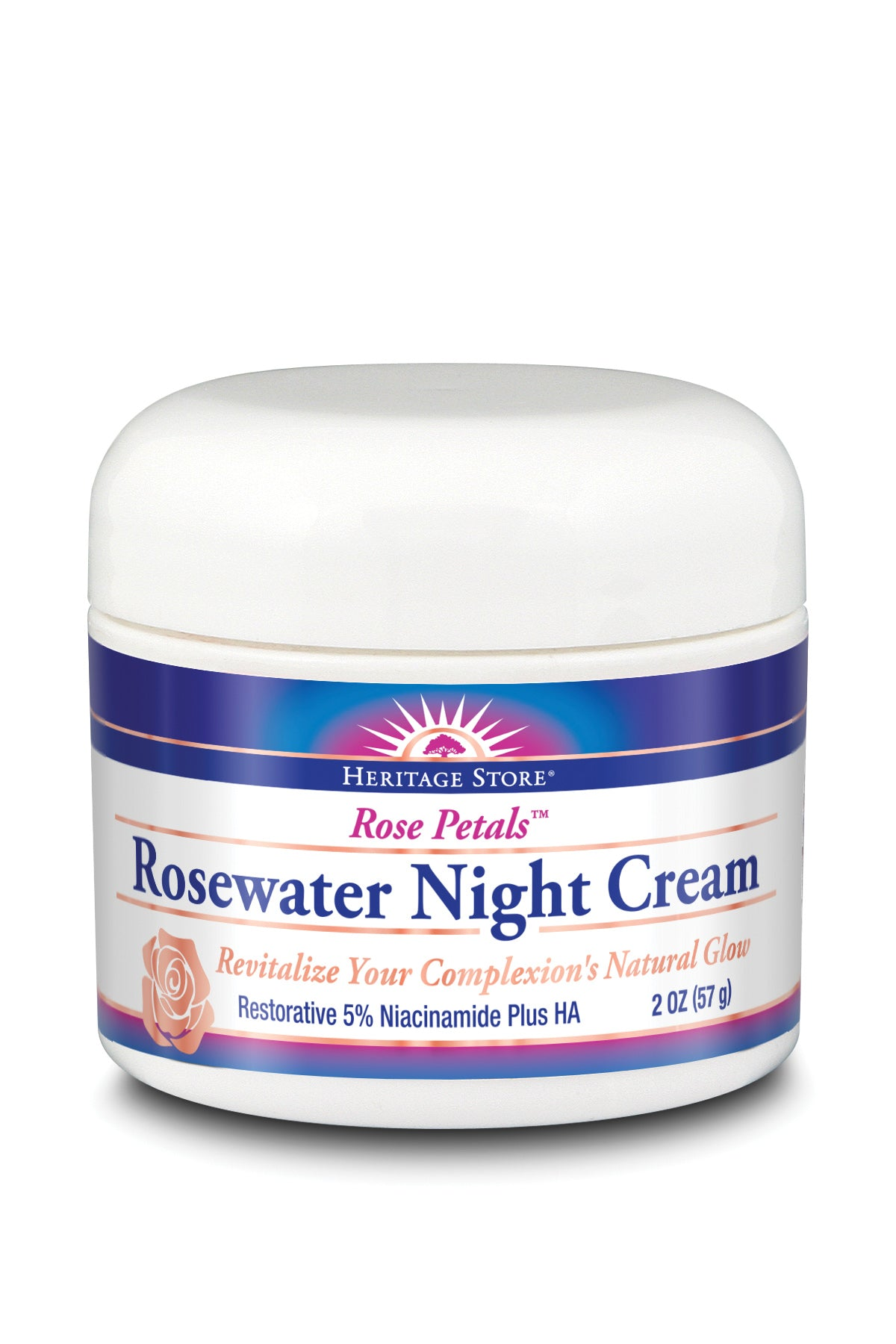 Heritage Store - Rosewater Night Cream