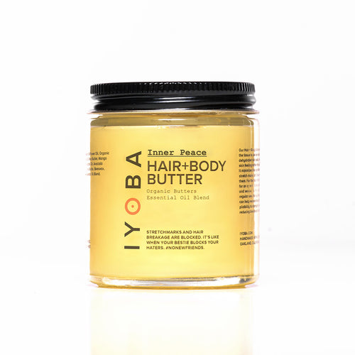 Iyoba - Hair + Body Butter - Inner Peace