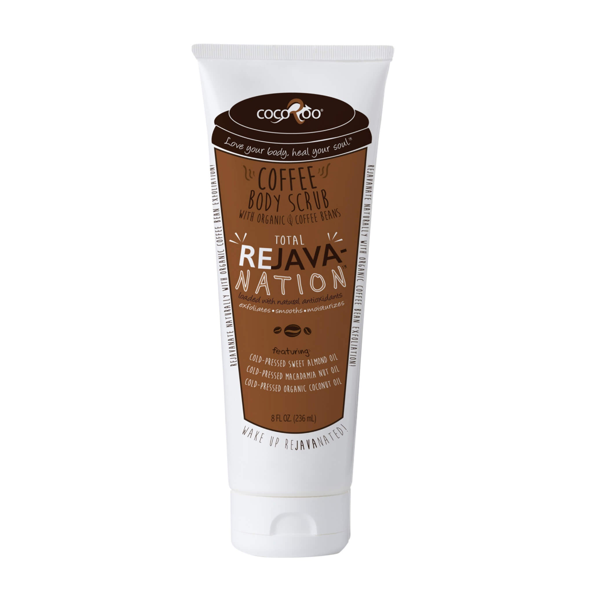 CocoRoo - Total ReJAVAnation Coffee Scrub