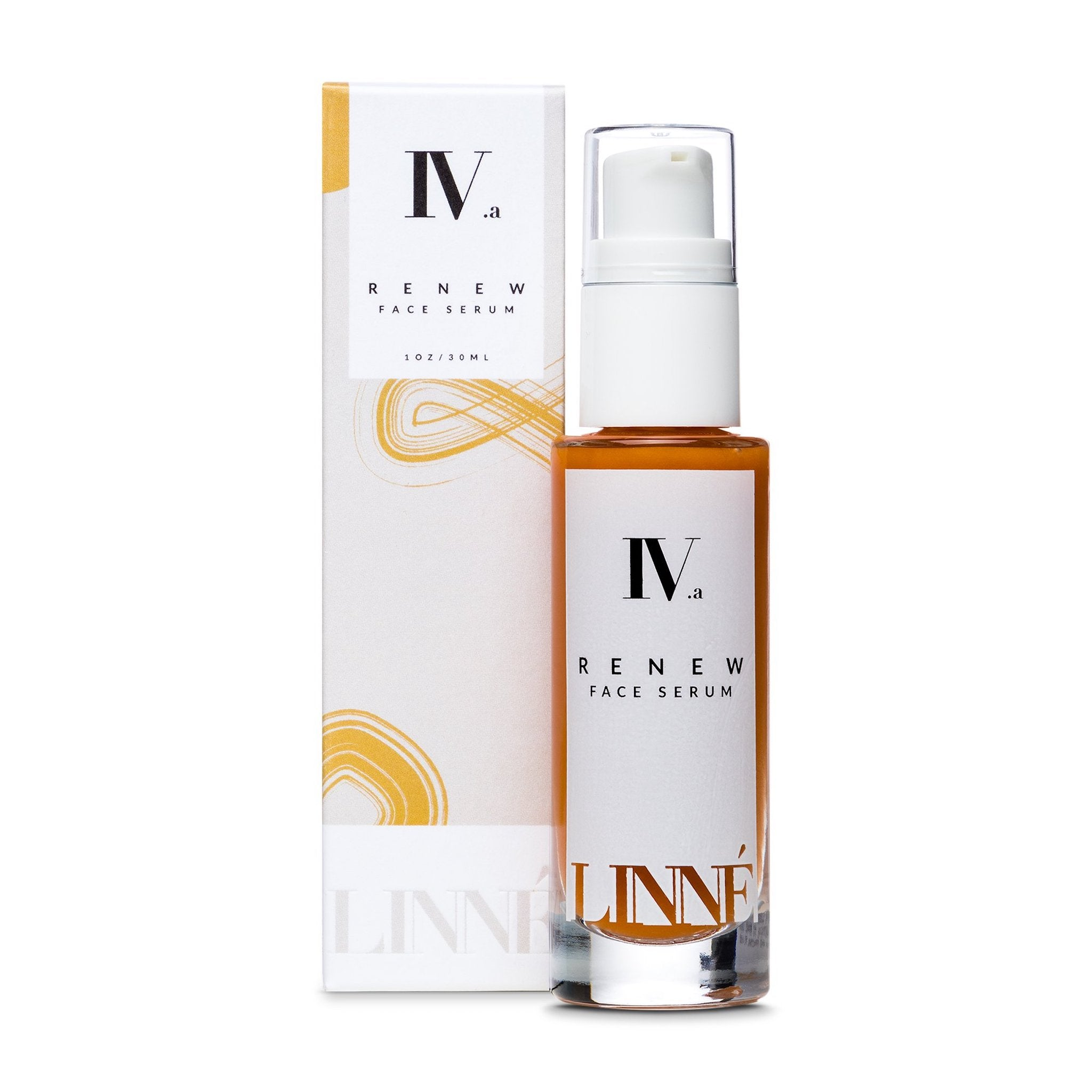 LINNÉ - RENEW Face Serum