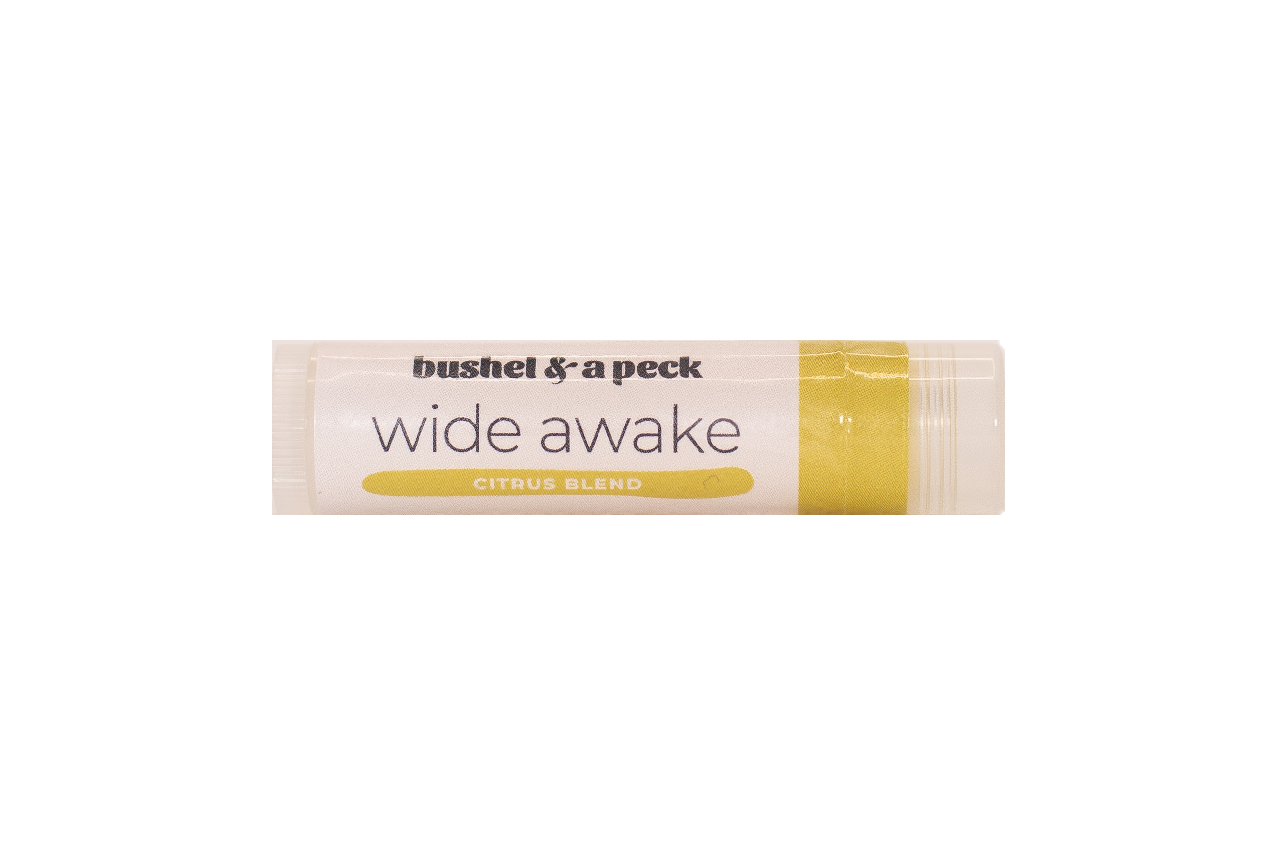 Bushel & a Peck - Wide Awake Lip Balm: Citrus Blend