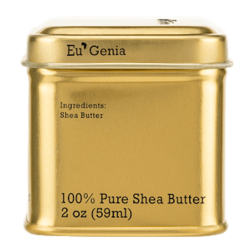 Eu'Genia Shea - Dermatological Strength Shea Butter - Most Shea (2 oz)