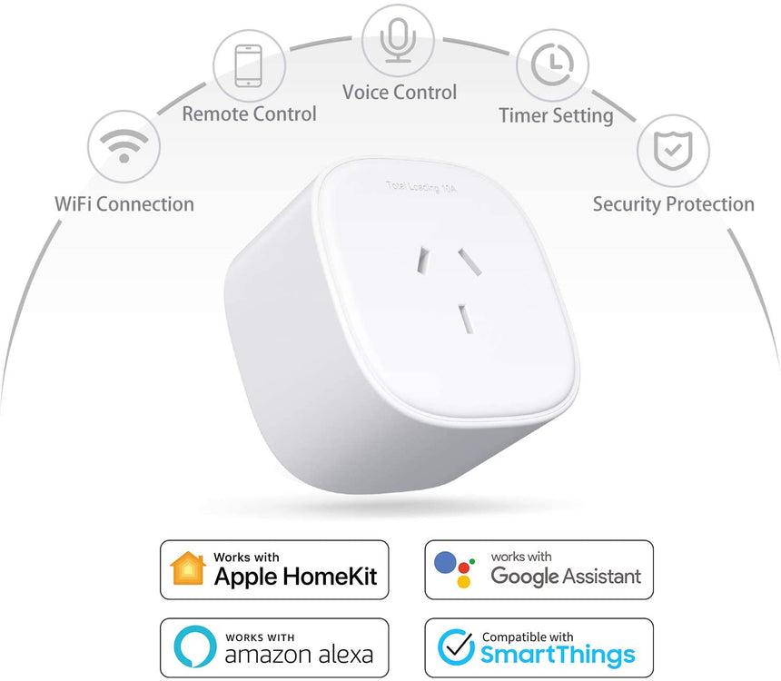 HomeKit Smart Plug 1 January Launch | HomeKit Australia