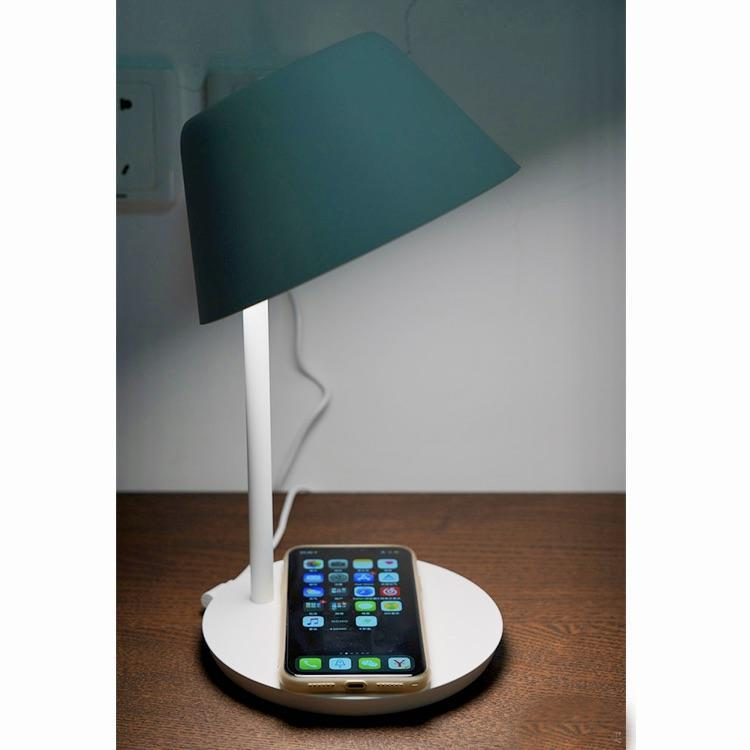 HomeKit Bedside Lamp with Wireless Charger - HomeKit Australia