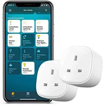 HomeKit Smart Power Plug UK - HomeKit Australia