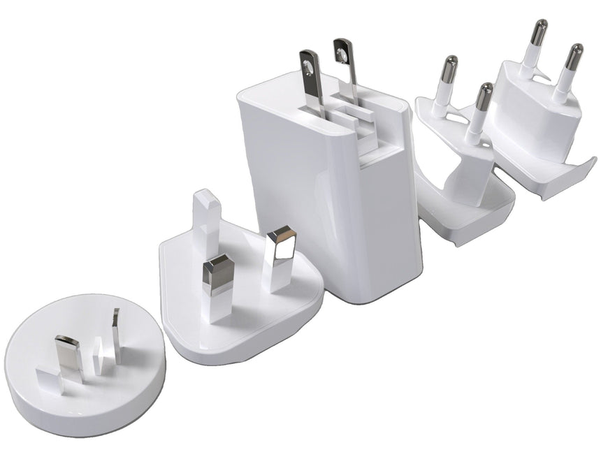 International Power Head Pack for AC Chargers - HomeKit Australia
