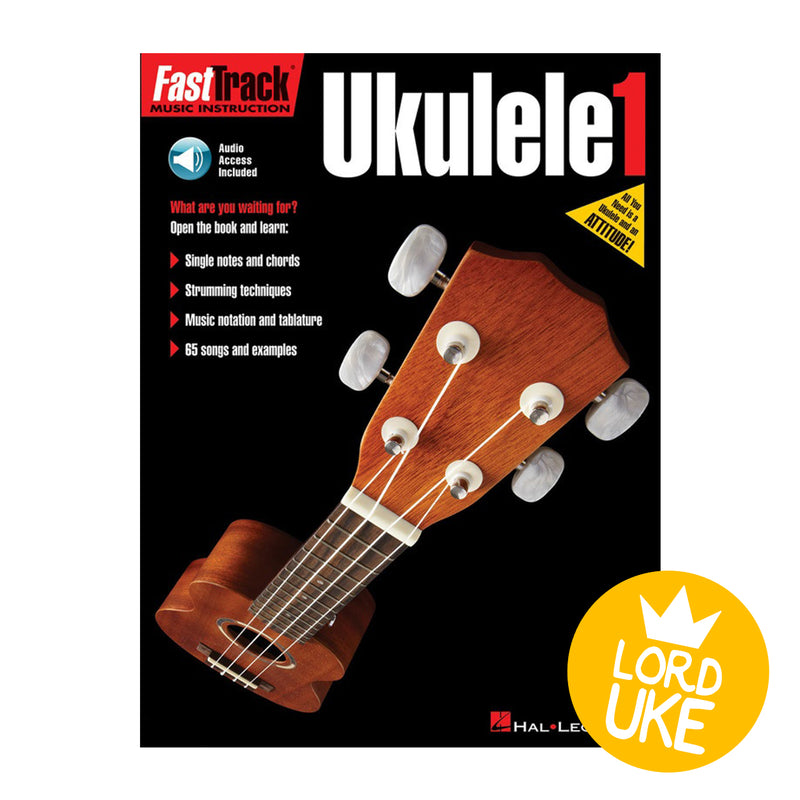 Fast Track Ukulele Method Books (various)