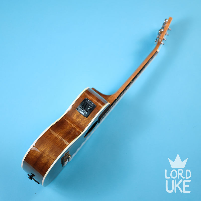 Kala KA-TGE Tenor Ukulele (Gloss Finish, Pickup)