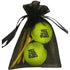 novelty may the course be with you golf balls with 4 wooden golf tees