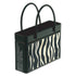 zebra print shopping bag mint tin