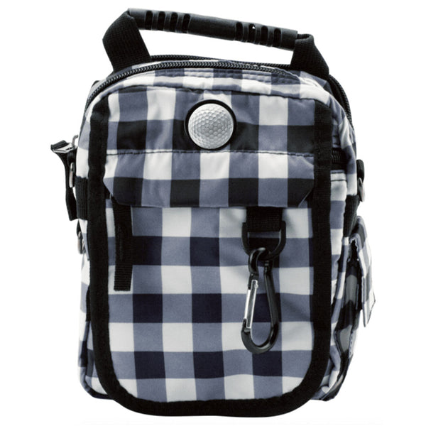 Plaid Urban With Golf Ball Medallion