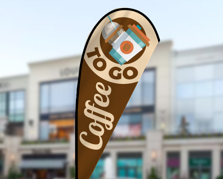 Coffee To Go Flag