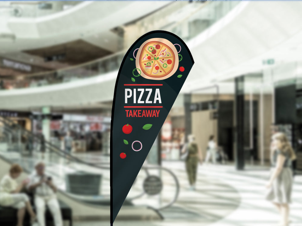 Pizza Takeaway Flag