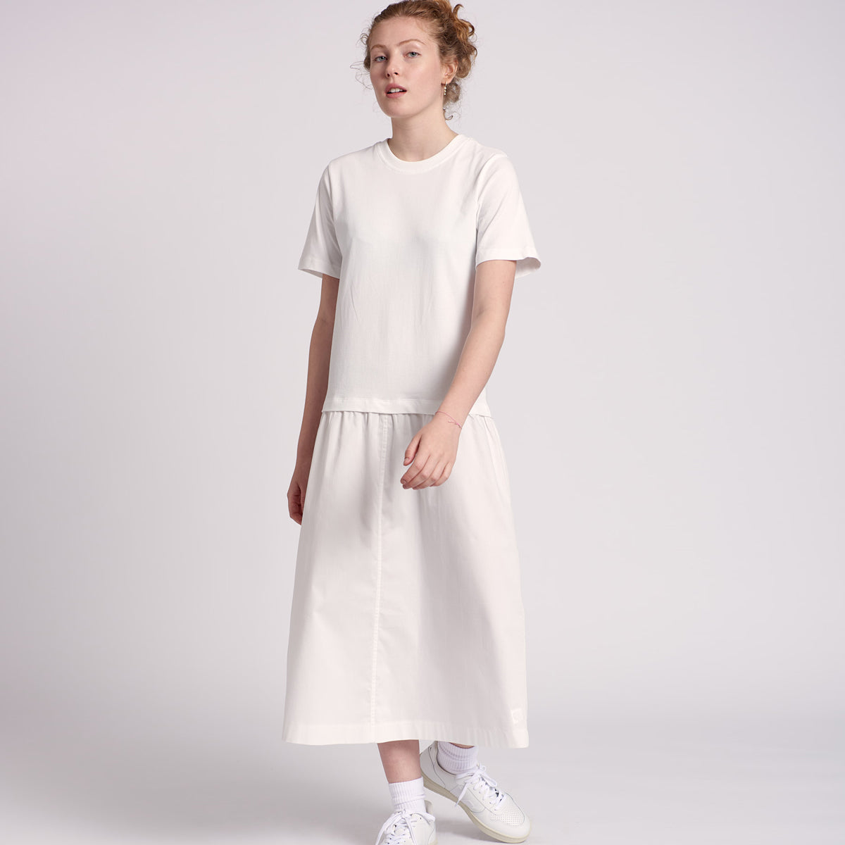 TARA Langes T-Shirt-Kleid
