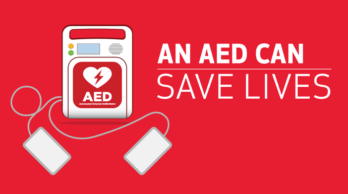 Having An AED On Site Can Save Lives