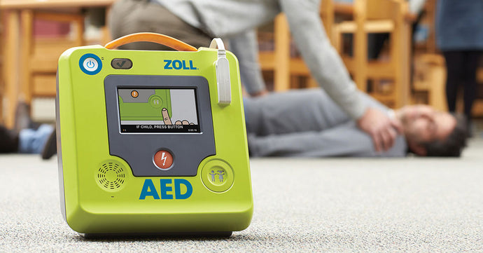3 Reasons to Purchase Refurbished AED Defibrillators