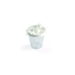 886104 Laerdal compact suction unit 4 replacement canister 800ml