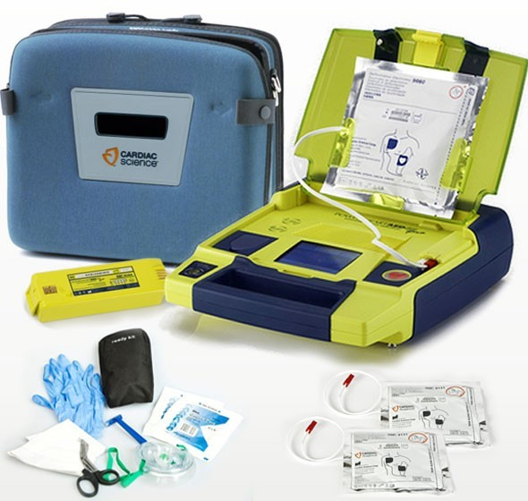 Cardiac Science Powerheart AED G3 Pro Package