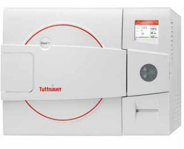 What is an autoclave sterilizer used for?