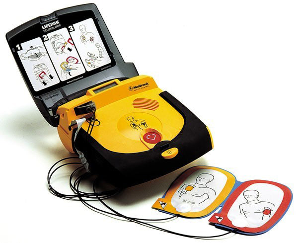 Physio-Control LIFEPAK CR Plus AED Fully Automatic