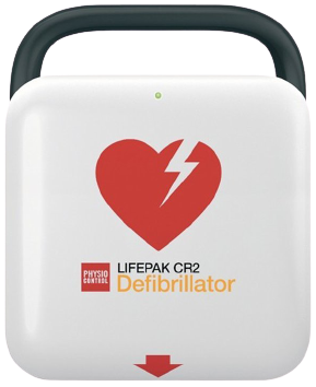 LIFEPAK CR2 AED for sale