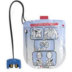 defibtech lifeline view aed infant child pads DDP-2002
