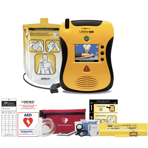 Defibtech AED discount
