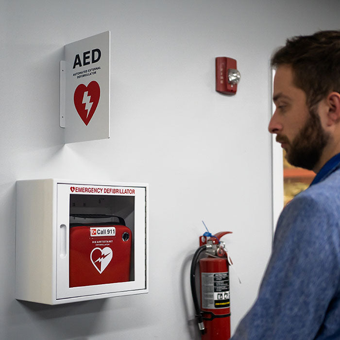 Philips HeartStart OnSite AED Device