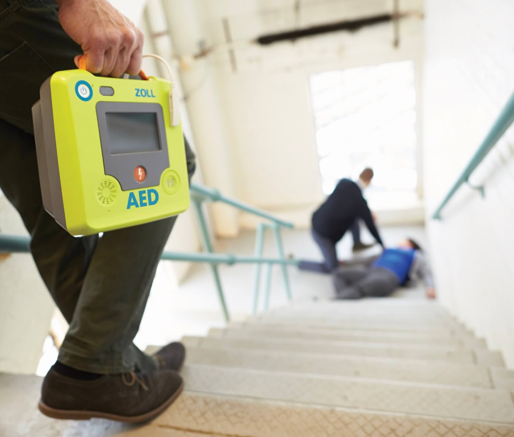 ZOLL AED 3 price