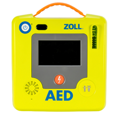 ZOLL AED 3 replacement accessories electrode pads battery for sale 8511-001101-01