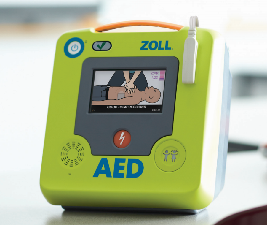 """""""Zoll AED 3 price"""