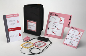 Physio-Control Infant/Child Reduced Energy Defibrillation Electrode Starter Kit