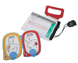 Physio-Control CR-T Adult AED QUIK-PAK Training Electrode Set