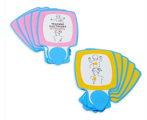Physio-Control Replacement Infant/Child AED Training Electrodes