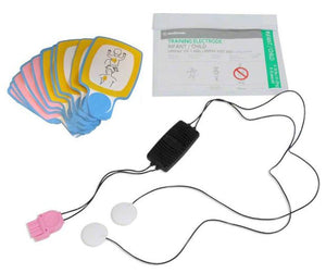Physio-Control Infant/Child AED Training Electrode Set