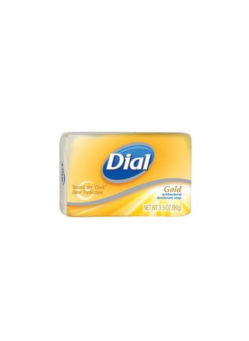 Dial Gold Antibacterial Deodorant Bar Soap - 3.5 oz