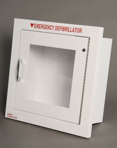 Fully-Recessed Cabinet With Alarm - ADA Compliant