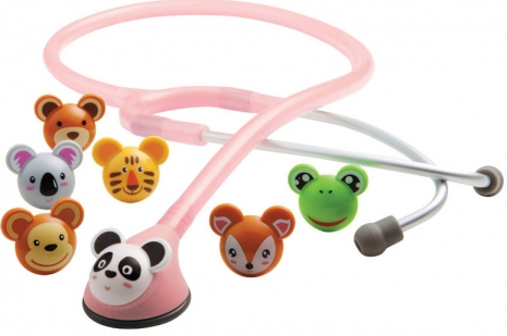 ADC Adimals 618 Platinum Pediatric Stethoscope